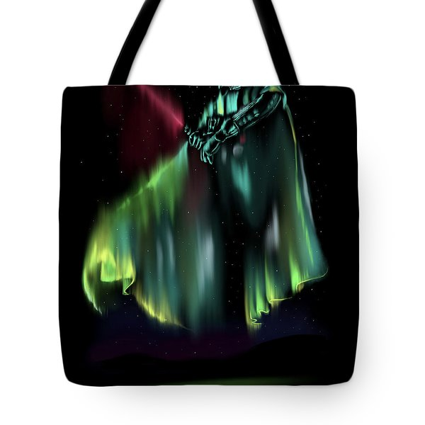 Dark Light Tote Bag