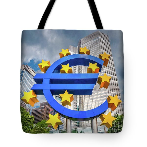 Money Troubles Tote Bag by JR Photography