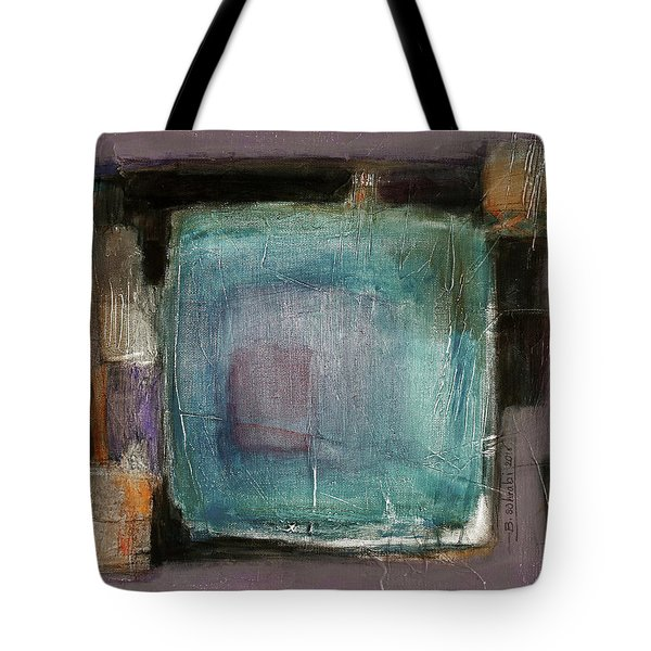 Pink Tote Bag by Behzad Sohrabi