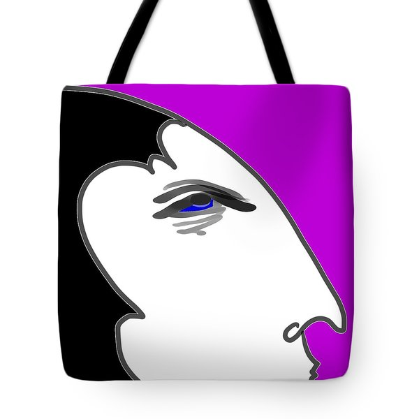 Dark Prince Tote Bag