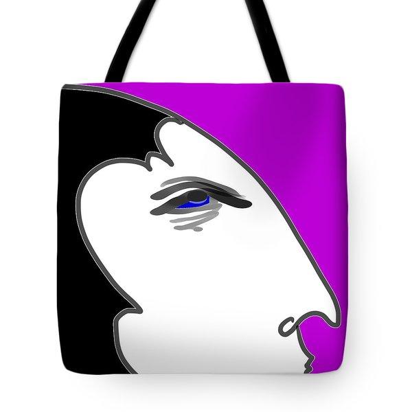 Dark Prince Tote Bag