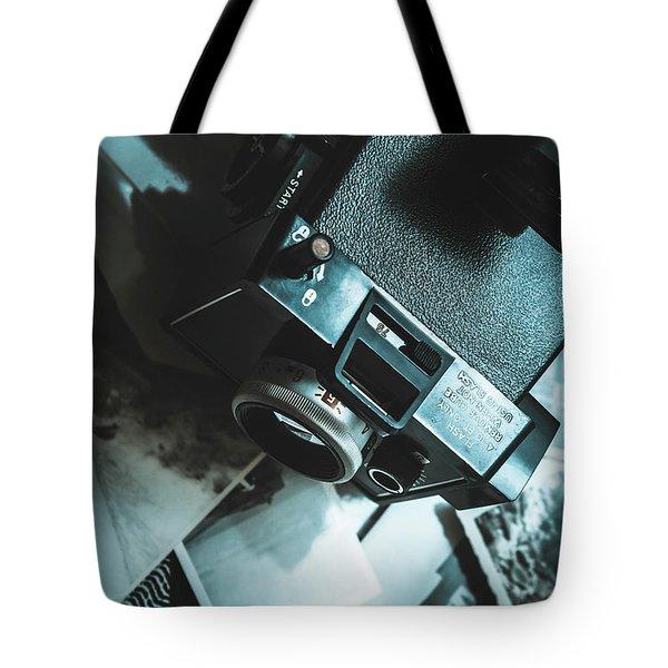 Dark Room Photographic Process Tote Bag