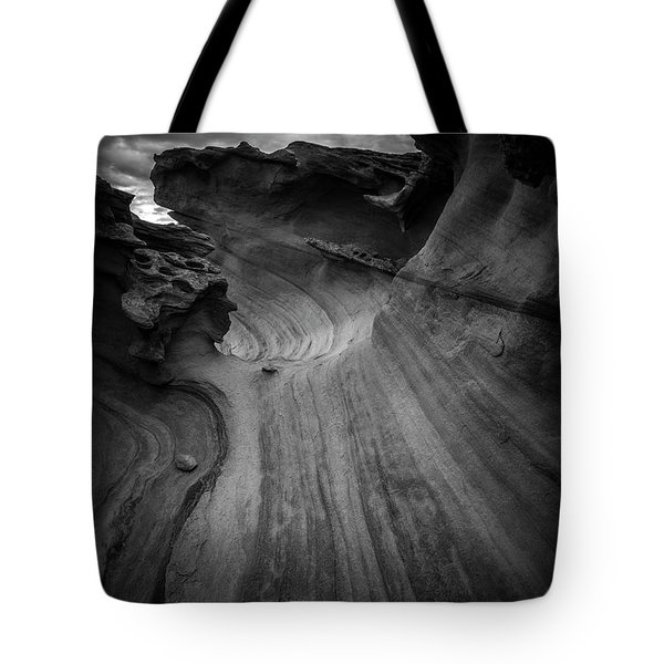 Dark Side Tote Bag
