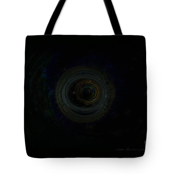 Dark Spaces Tote Bag