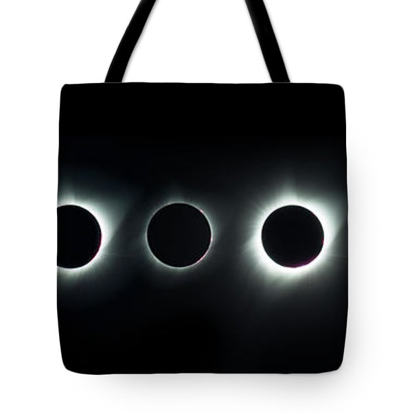 Dark Sun Tote Bag by James Heckt