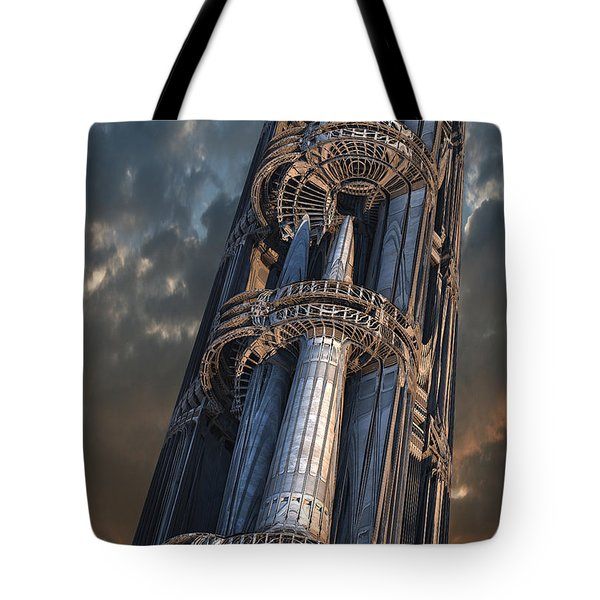 Dark Tower Tote Bag