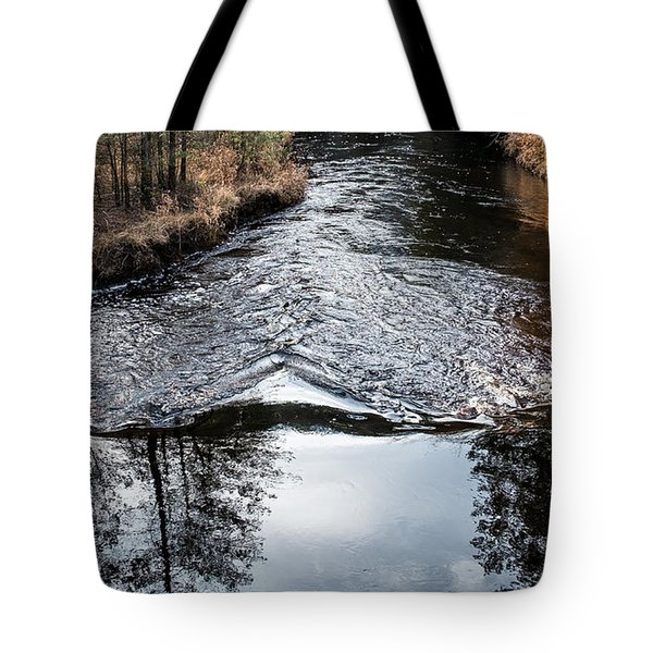 Dark Waters Tote Bag