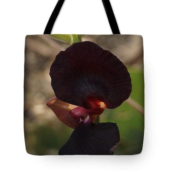 Tote Bag featuring the photograph Darker Shade For Flowers by Cindy Charles Ouellette