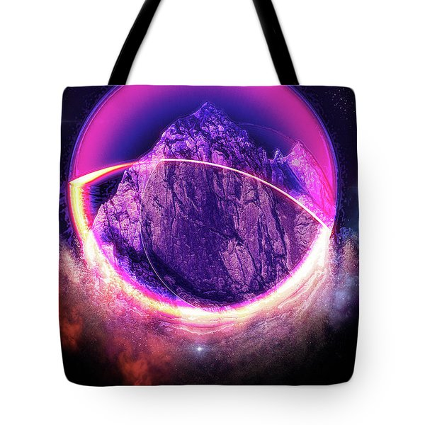 Darkside Of The Moon Tote Bag
