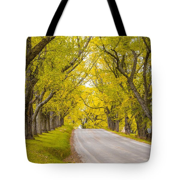 Darling Hill Autumn Tote Bag