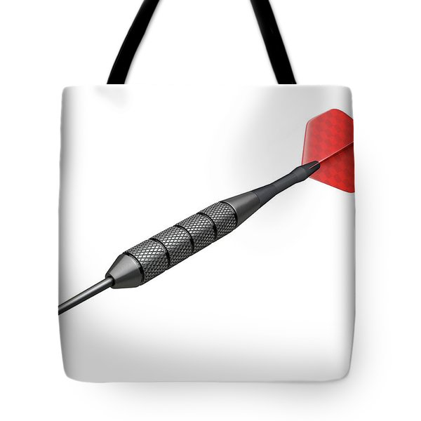 Dart In Flight Tote Bag