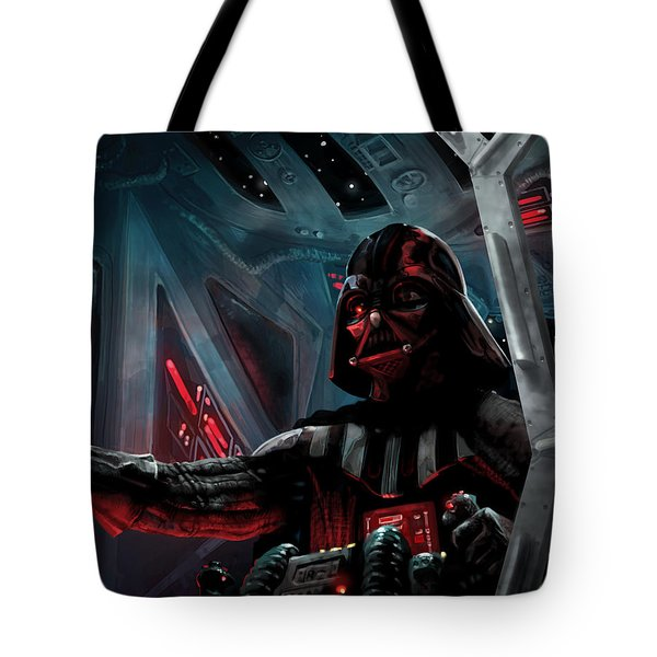 Darth Vader, Imperial Ace Tote Bag