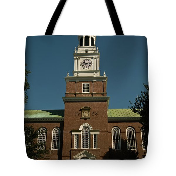 Dartmouth College Tote Bag