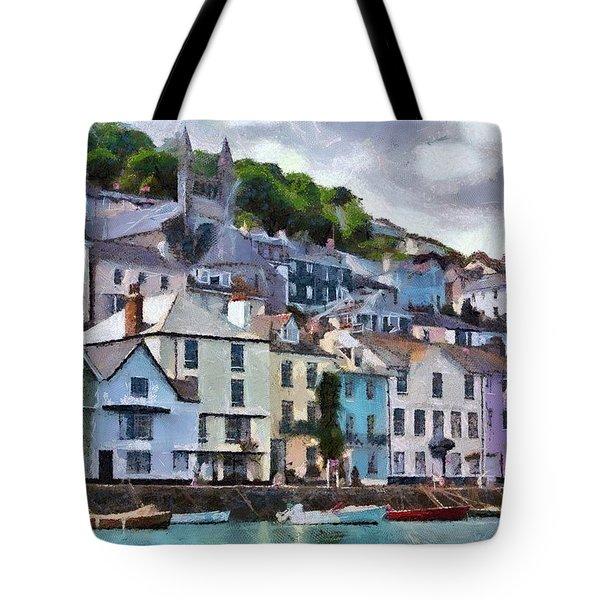 Dartmouth Devon Tote Bag by Charmaine Zoe