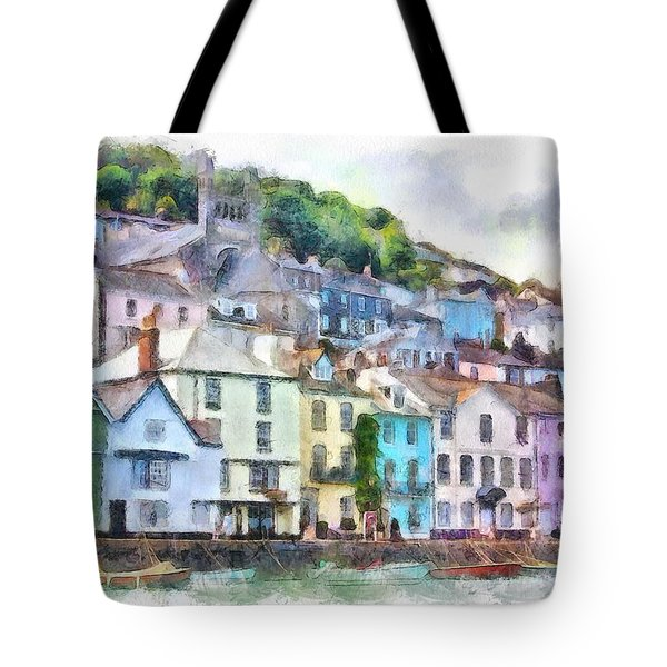 Dartmouth Devon England Tote Bag