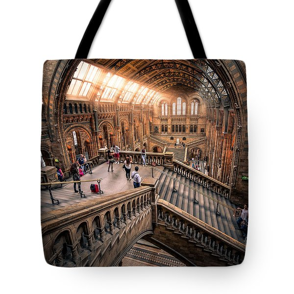 Darwin And Friends Tote Bag
