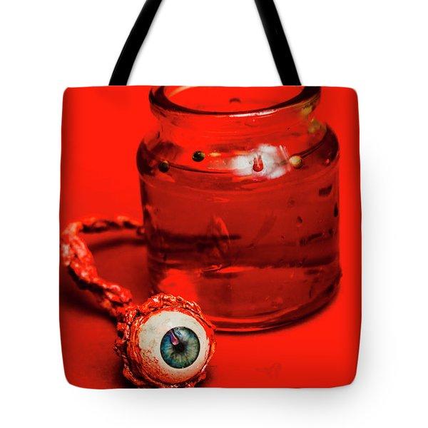 Darwin Leye Tote Bag