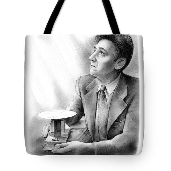 Daryl M. Chapin Tote Bag