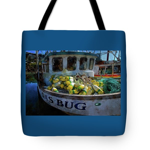 Tote Bag featuring the photograph Das Bug by Thom Zehrfeld