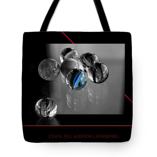Das Glasperlenspiel Tote Bag