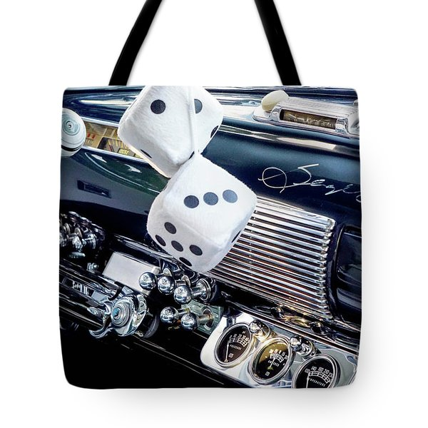 Dashboard Tote Bag