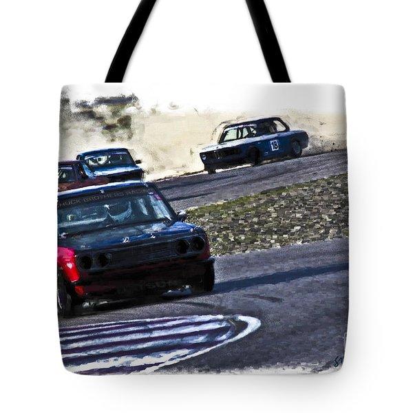 Datsun 510 Tote Bag