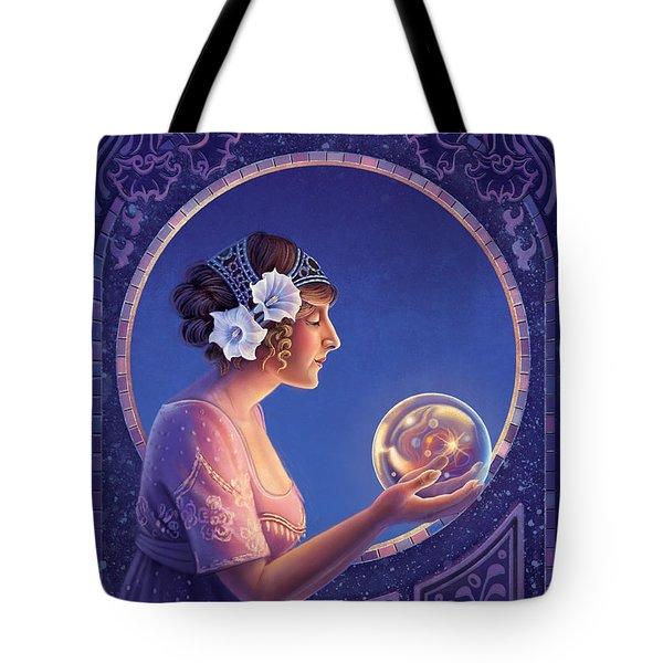 Datura - True Motives Tote Bag