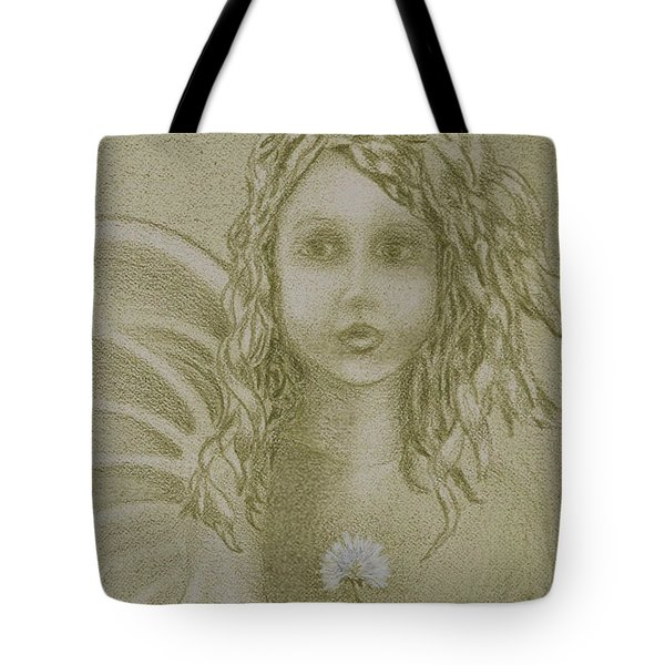 Daughter Of The Wind Tote Bag