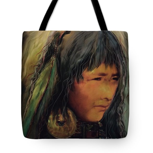Daughters Of The Earth Tote Bag