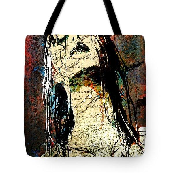 Daunted Damsel Tote Bag