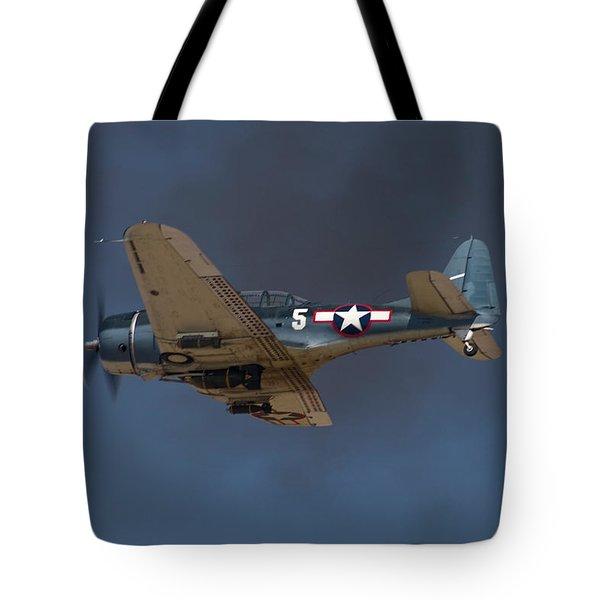 Dauntless And Smoke Tote Bag