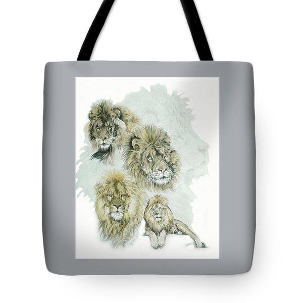 Dauntless Tote Bag by Barbara Keith