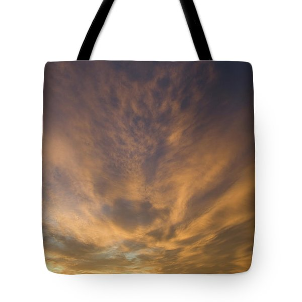 Tote Bag featuring the photograph Dauphin Heavens by Dylan Punke