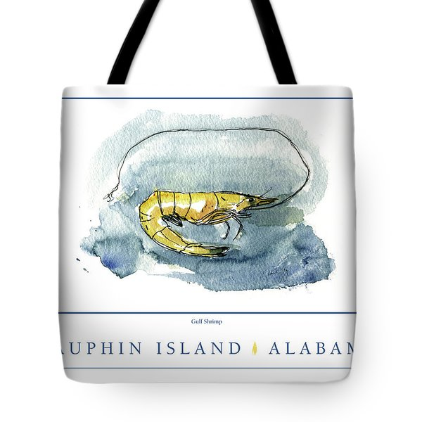 Dauphin Island, Alabama Tote Bag