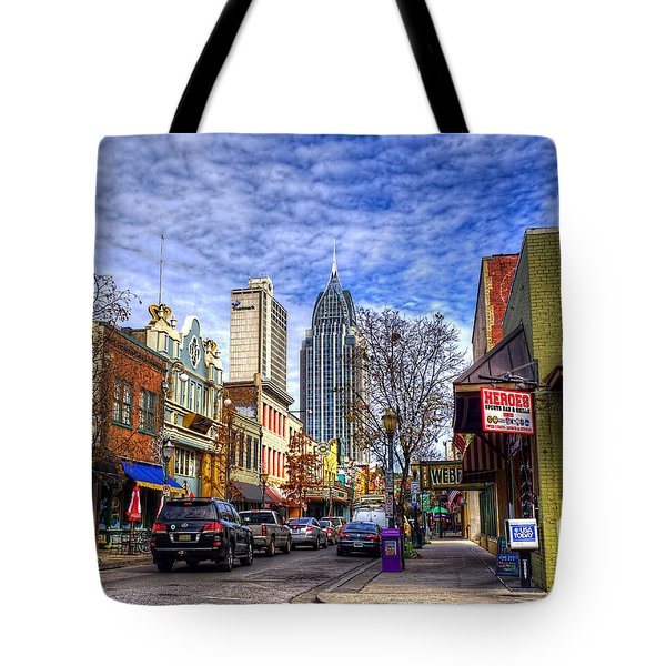 Dauphin Street Tote Bag