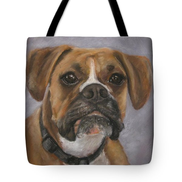 Dave Tote Bag by Elizabeth Ellis