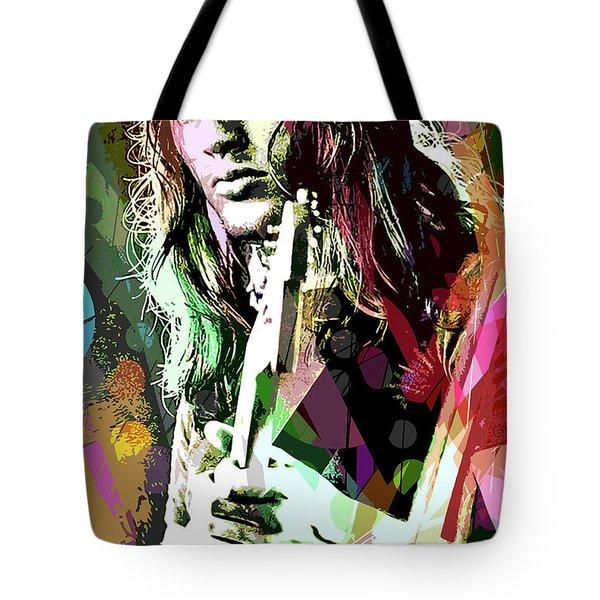 Dave Gilmour Dark Side Tote Bag