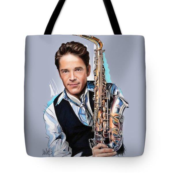 Dave Koz Tote Bag