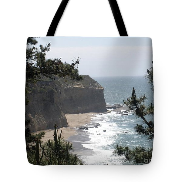 Davenport Beach Tote Bag
