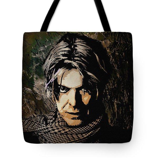 David 5 Tote Bag