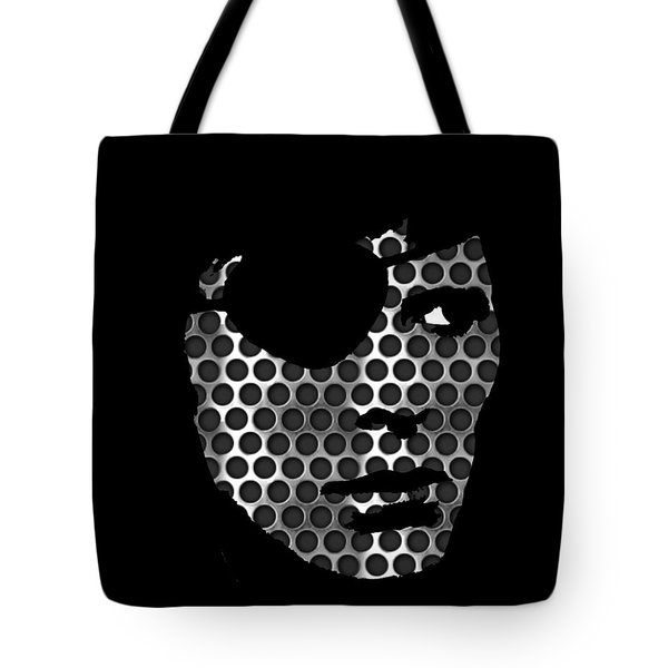 David Bowie 2 Tote Bag by Emme Pons
