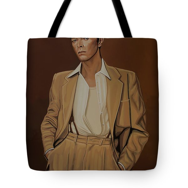 David Bowie Four Ever Tote Bag