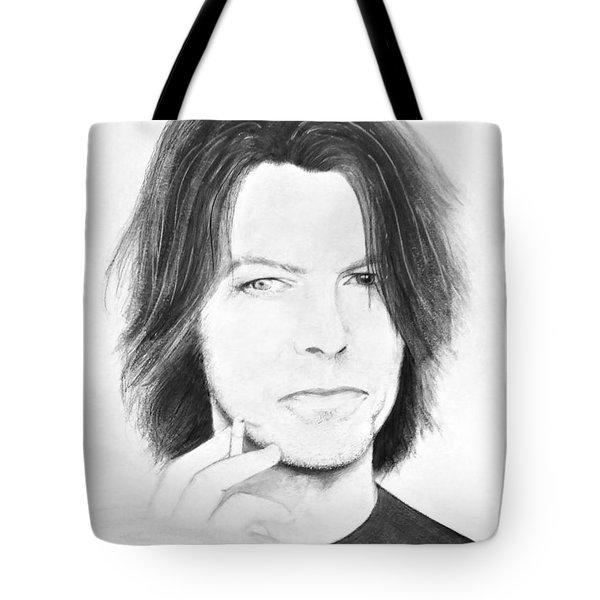 David Bowie - No Pressure Tote Bag