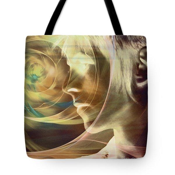 David Bowie / Transcendent Tote Bag
