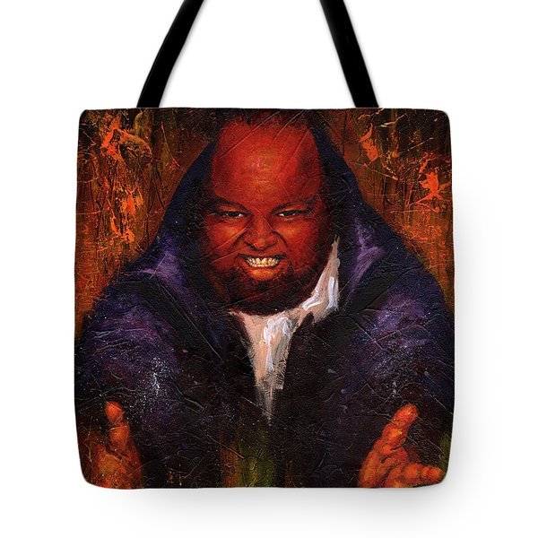 David C. Hayes Tote Bag by Sean Seal
