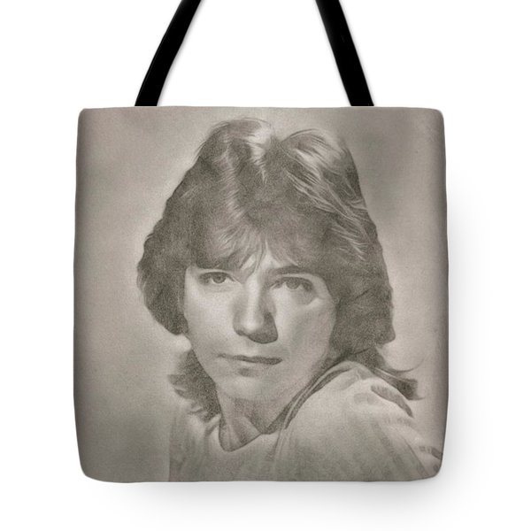 David Cassidy By Js Tote Bag