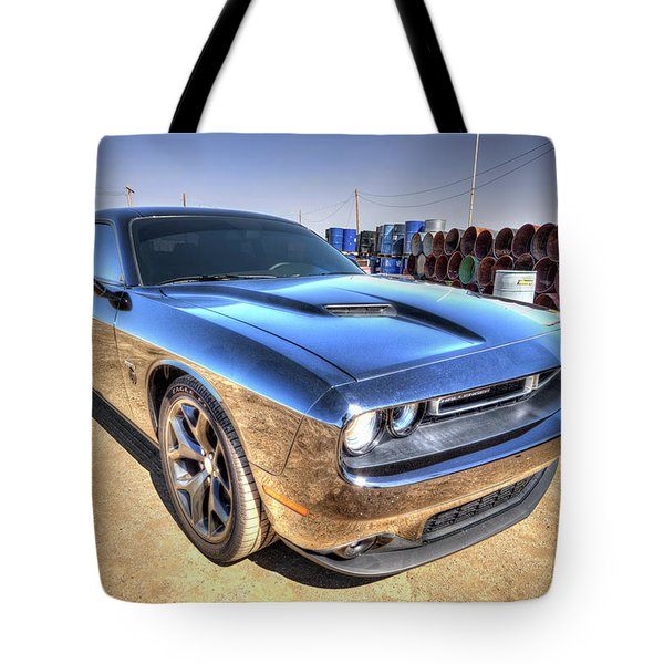 David D Brother Tote Bag