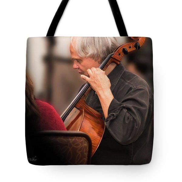 David Darling - Tote Bag