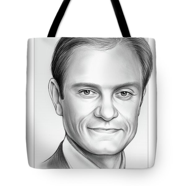 David Hyde Pierce Tote Bag