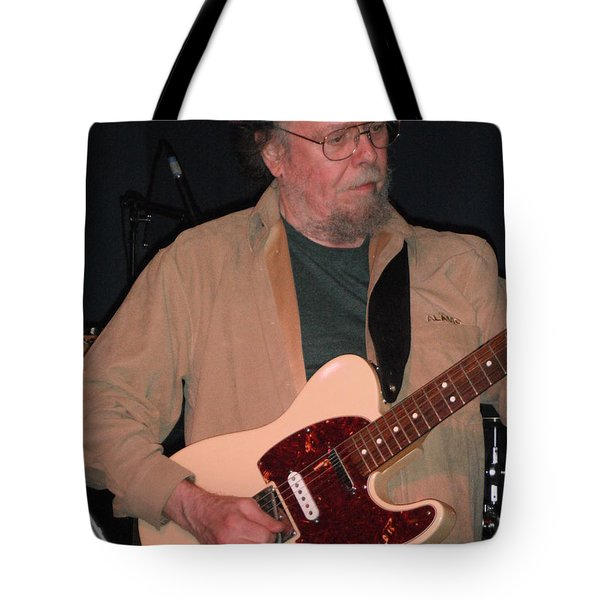 Tote Bag featuring the photograph David Nelson by Susan Carella